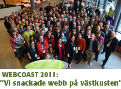 Webcoast 2011