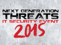 Next Generation Threats 22-23 sept